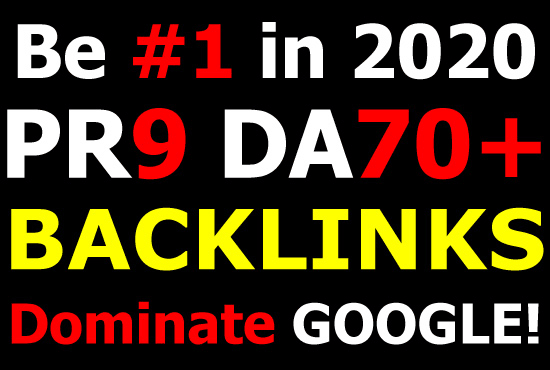 Boost Your google Rankings High Pr Links,  High Da backlinks