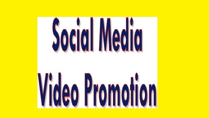 Get Instant & Non Drop Social Media Video Marketing