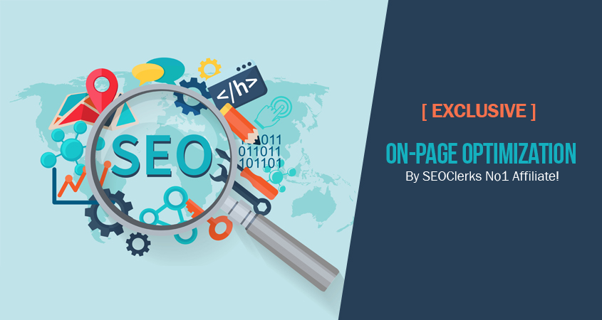 EXCLUSIVE Service by SEOClerks No 1 Affiliate