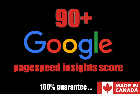 Improve your Google Page Speed Insight score to 90