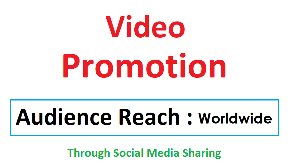 YouTube video Viral Marketing Promotion Package 4