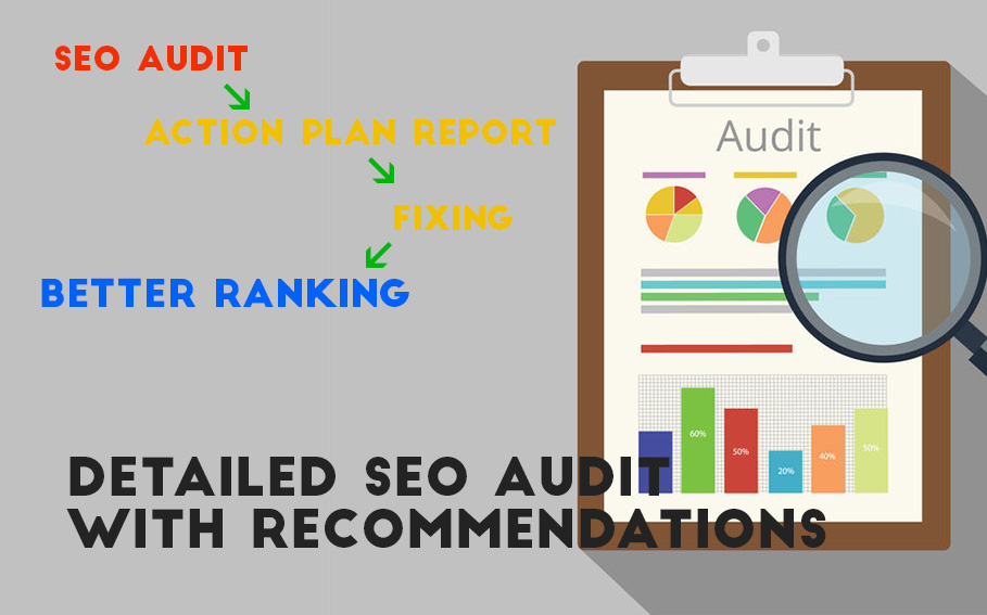 I will do complete onsite SEO audit report for your website