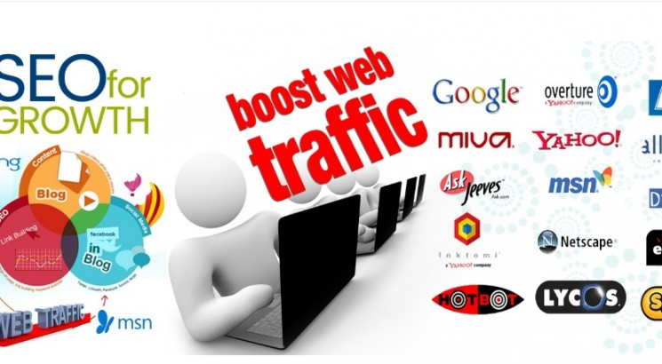UNLIMITED HUMAN TRAFFIC from Google Youtube and many more to web site for 2 days