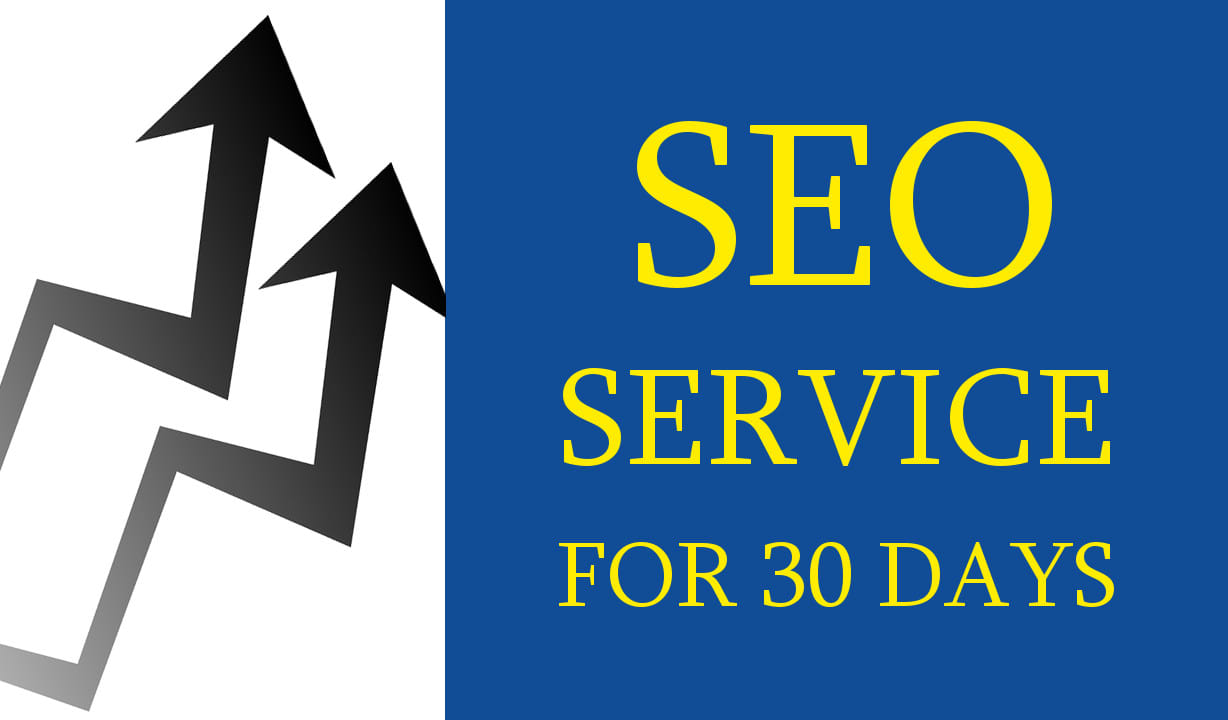 Complete SEO service. Analysis, optimization, backlinks.