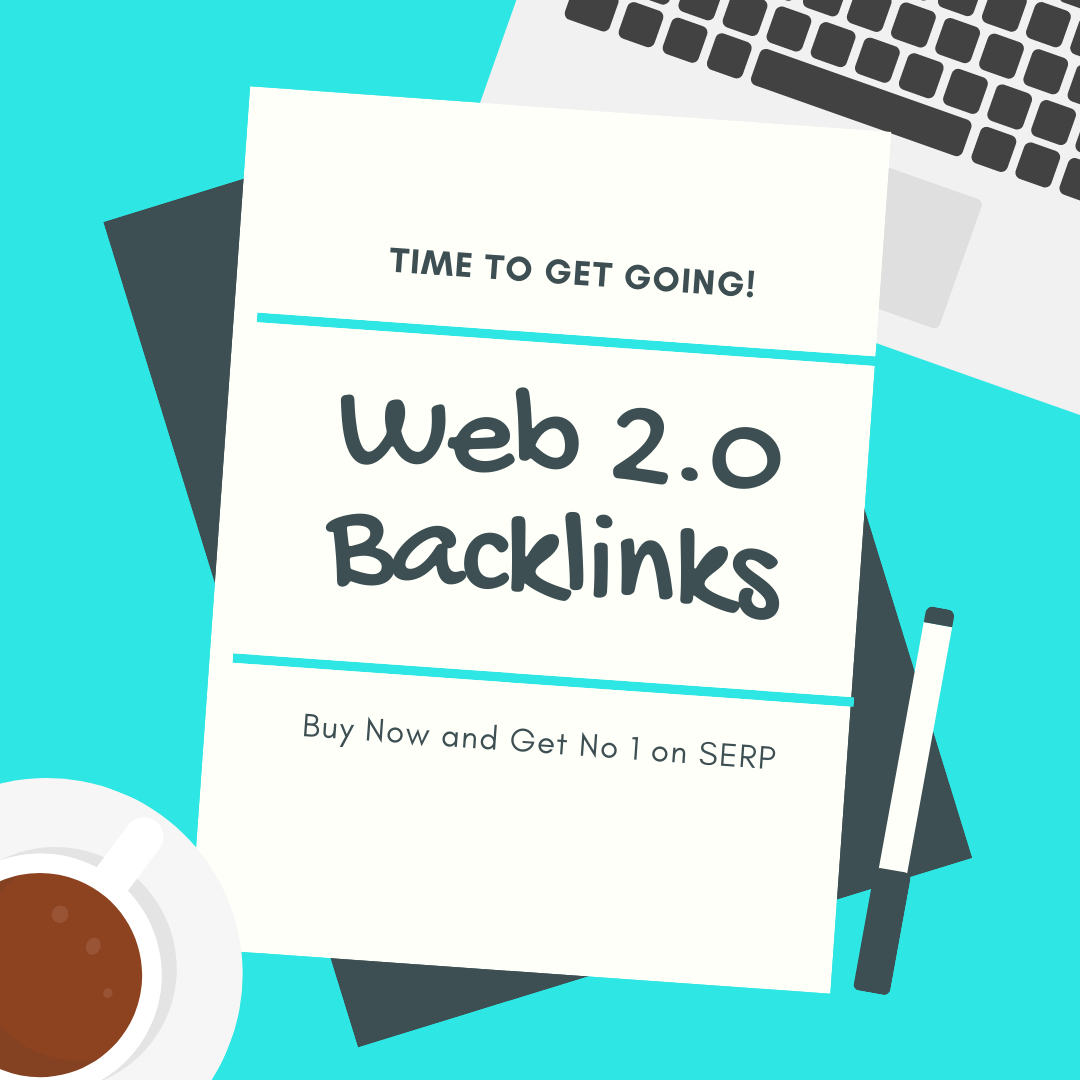 10 Web 2.0 Backlinks With Unique Articles SEO For 2020