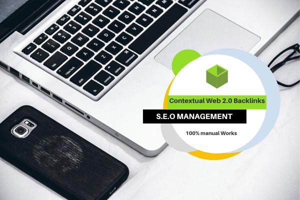 20 Contextual Web 2.0 Backlinks Manual Work To Rank Websites
