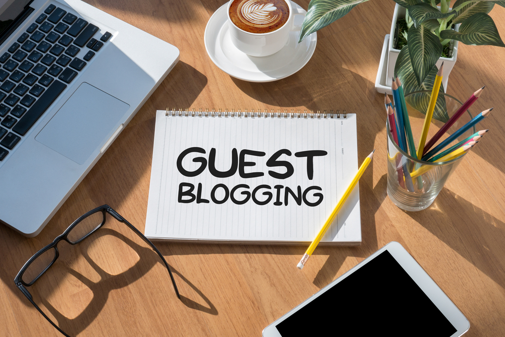 Niche Guest Posting Service - Powerful Links from DA 20-30