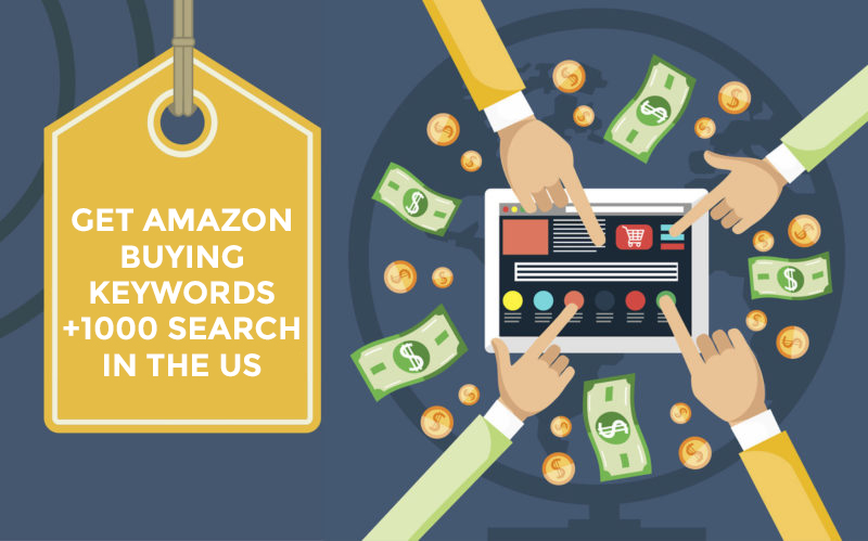 Rank 1 For Amazon BUYING Keywords with low competition