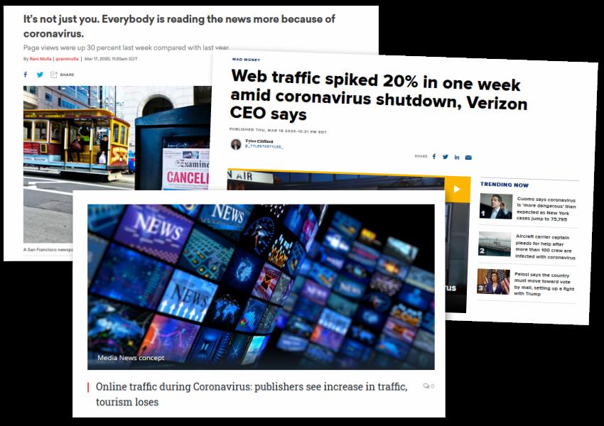 Design a Profitable WP Affiliate News Site in Covid-19 niche