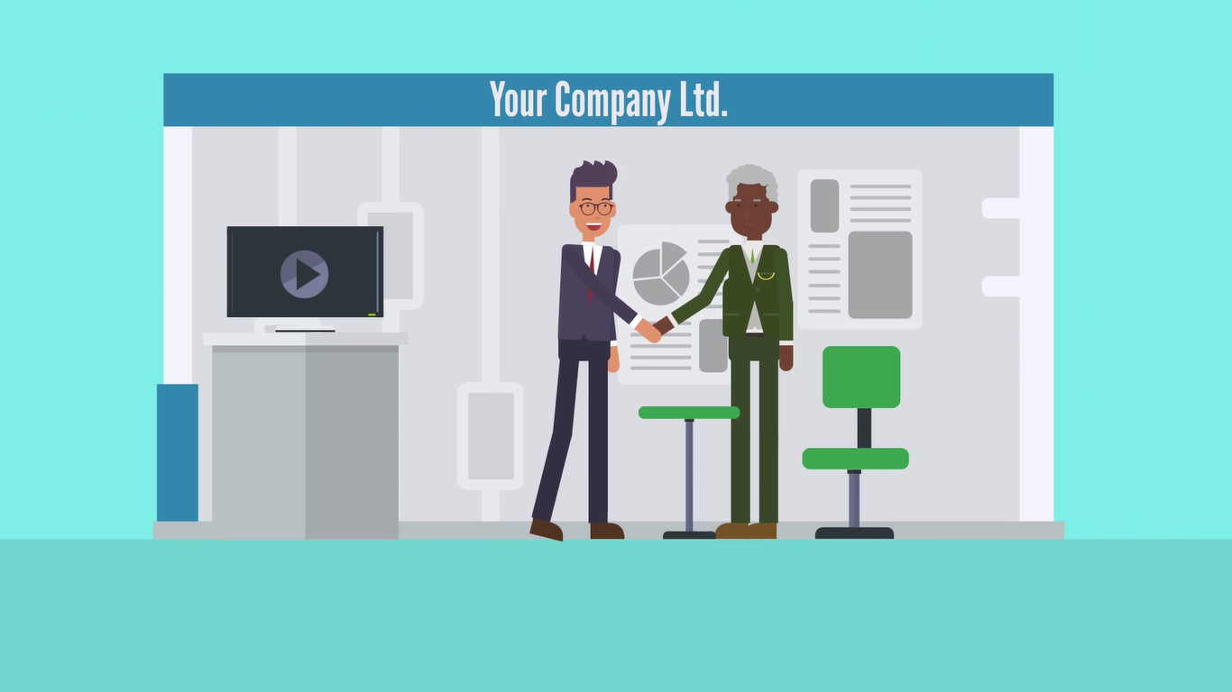 I will Create an Animated Explainer Video
