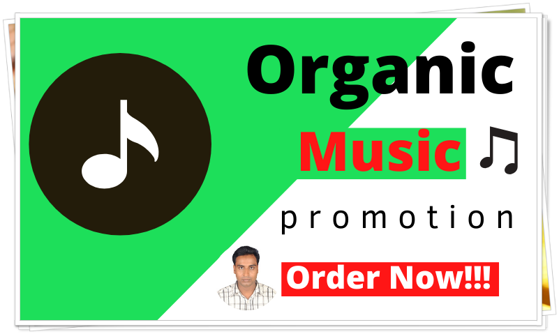 Provide 950K Music Promotion 100 Comment,  200 Like,  100 Repoest