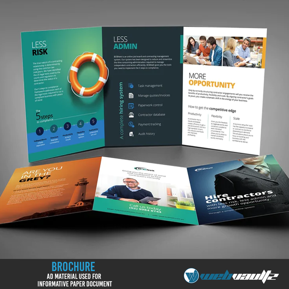 Professional Brochures Branding Catalog Flyers for Your Business Needs