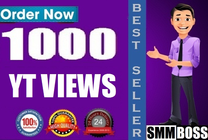 Video Promotion With 1000 Views