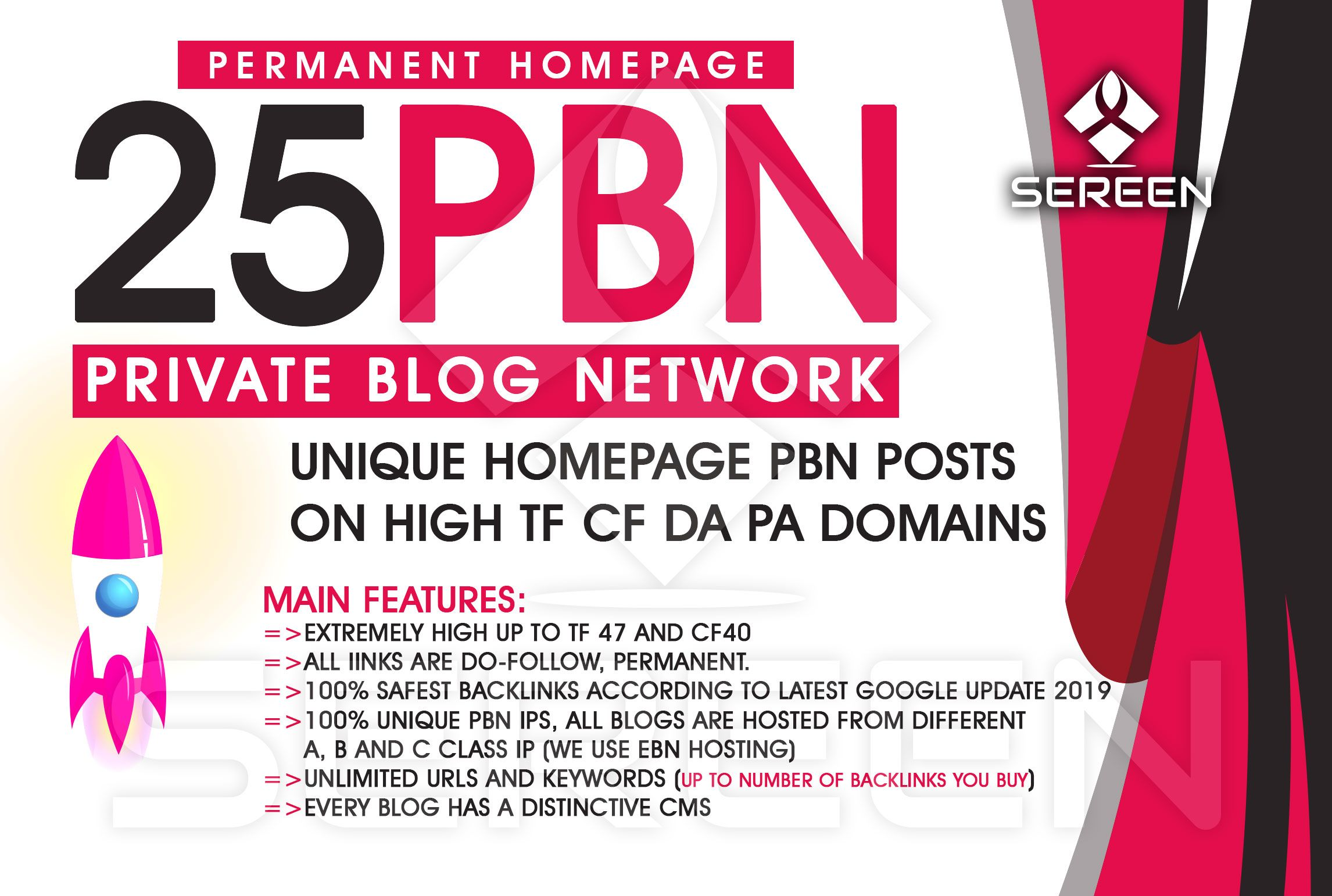 I will Create Premium 25 Pbn On High Metrics Solution To Boost Your Rankings Fast