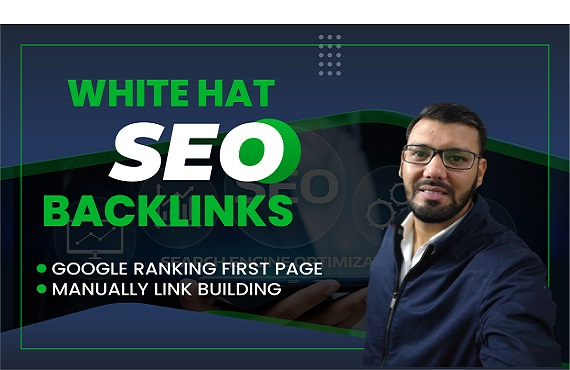build high quality seo backlinks white hat link building google top ranking