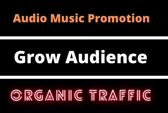 Grow your Music Fans by Music Promotion Service Pack