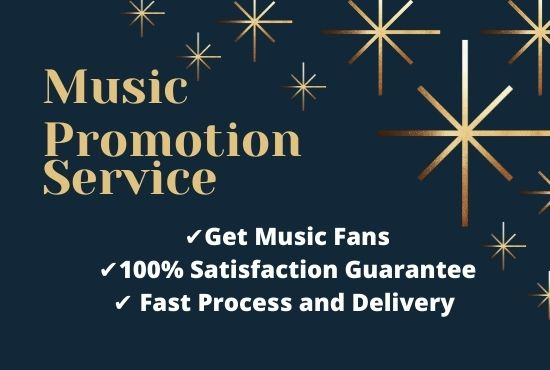 Get Audio Music Promotion and Organic traffic