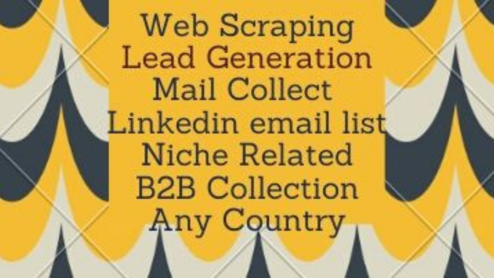 Give business email,  lead generation throw premium linkedin