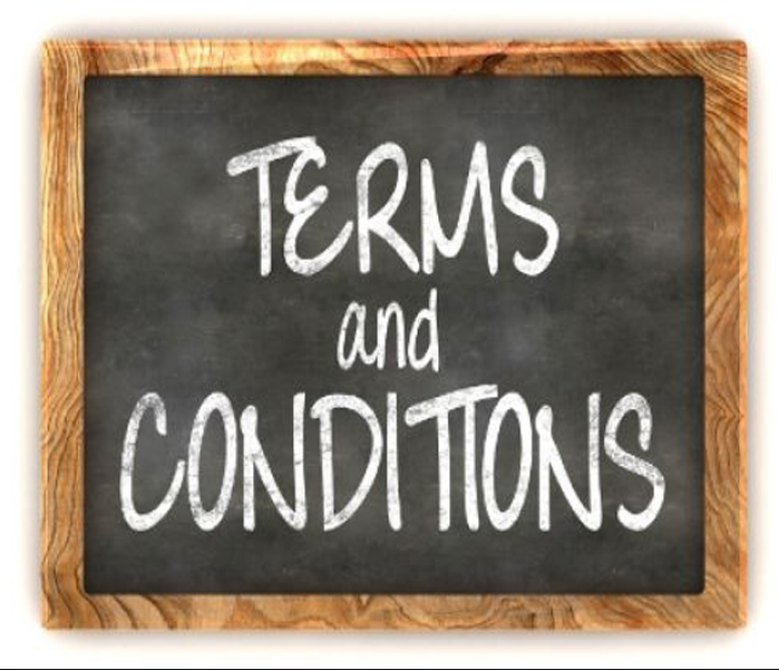 Write Terms And Conditions and Privacy Policy Content For Website