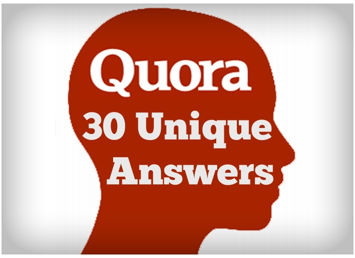 Will Answer 30 Quora Questions + Add Your Link