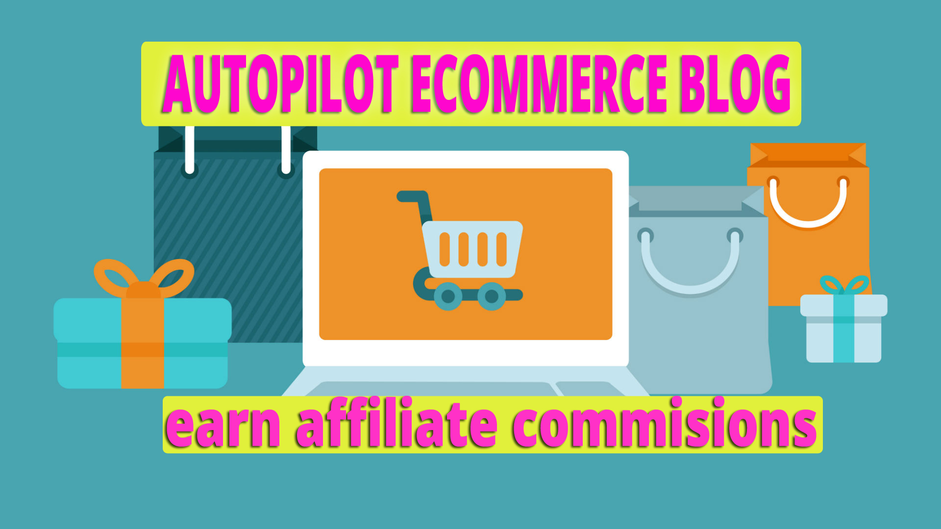 Build affiliate ecommerce store with 3000 Affiliate Products