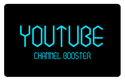 YouTube Account Booster Package Promotion