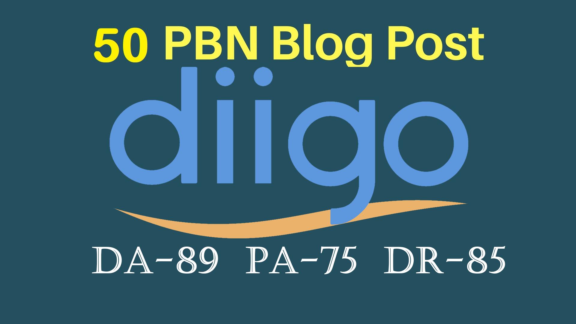 50+ PBN Diigo Dofollow Backlinks DA-89 PA-75 DR-85 Buy 3 Get 1 Free For casino,  Poker and other