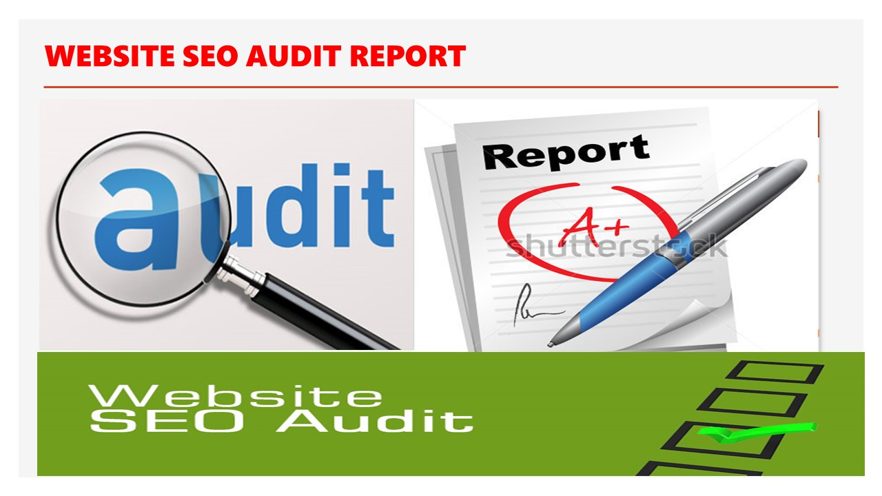 add Your Website Audit And Generate A SEO Audit Report