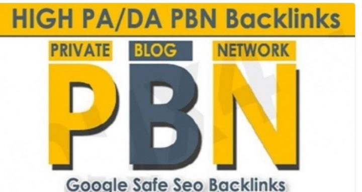 Do 50 High DA PA TF CF PBN Homepage Quality Backlinks