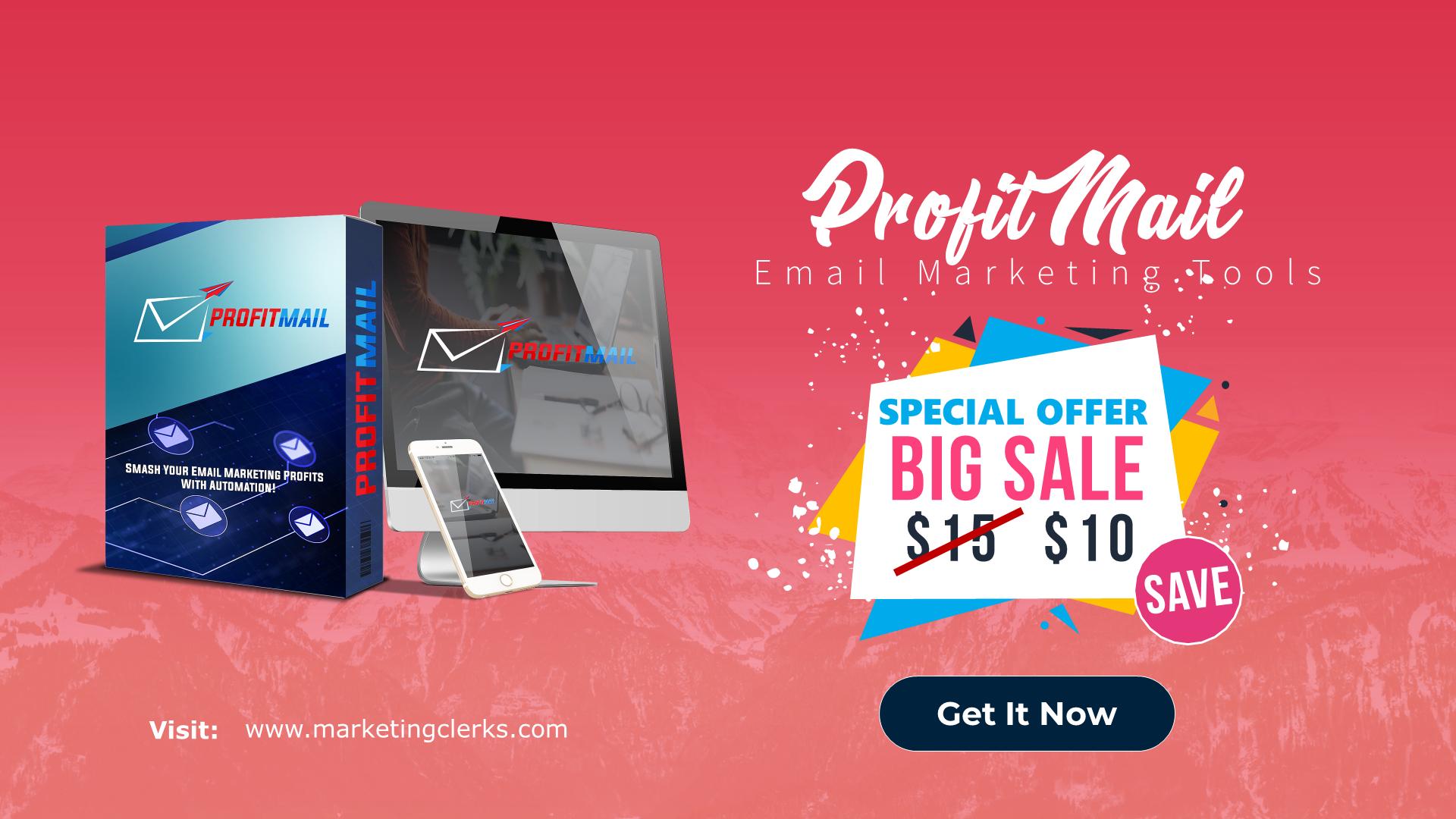 ProfitMail - Best Email Autoresponder Software