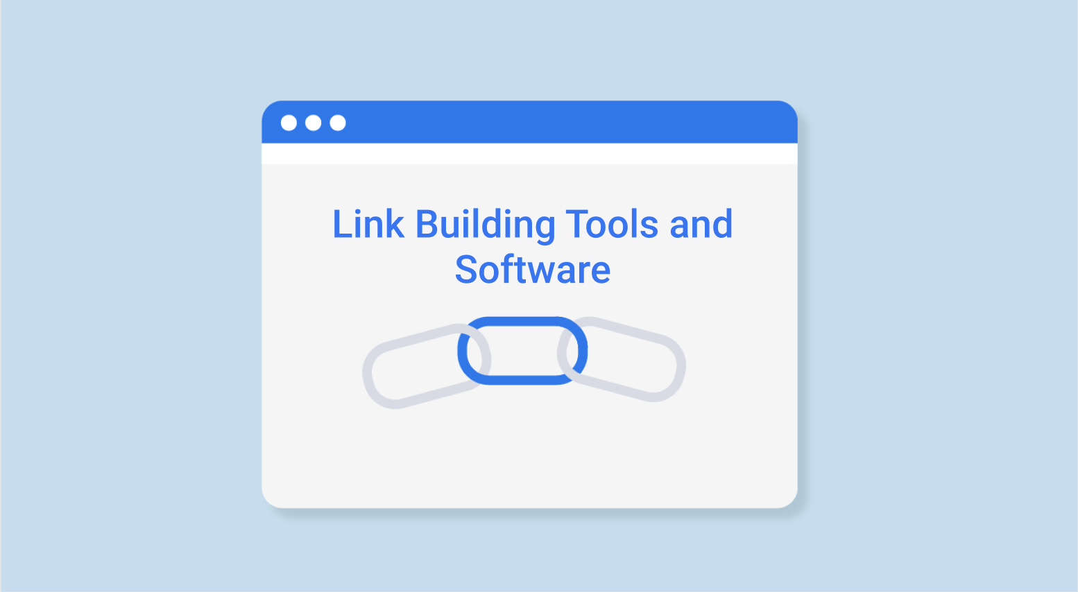 Get list of link building and SEO tools list