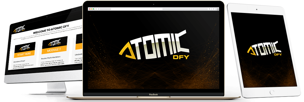 I will provide You 3 Great Software HOT in the Market Atomic DFY Platinum+Goodwill+Kartel+Bonuses