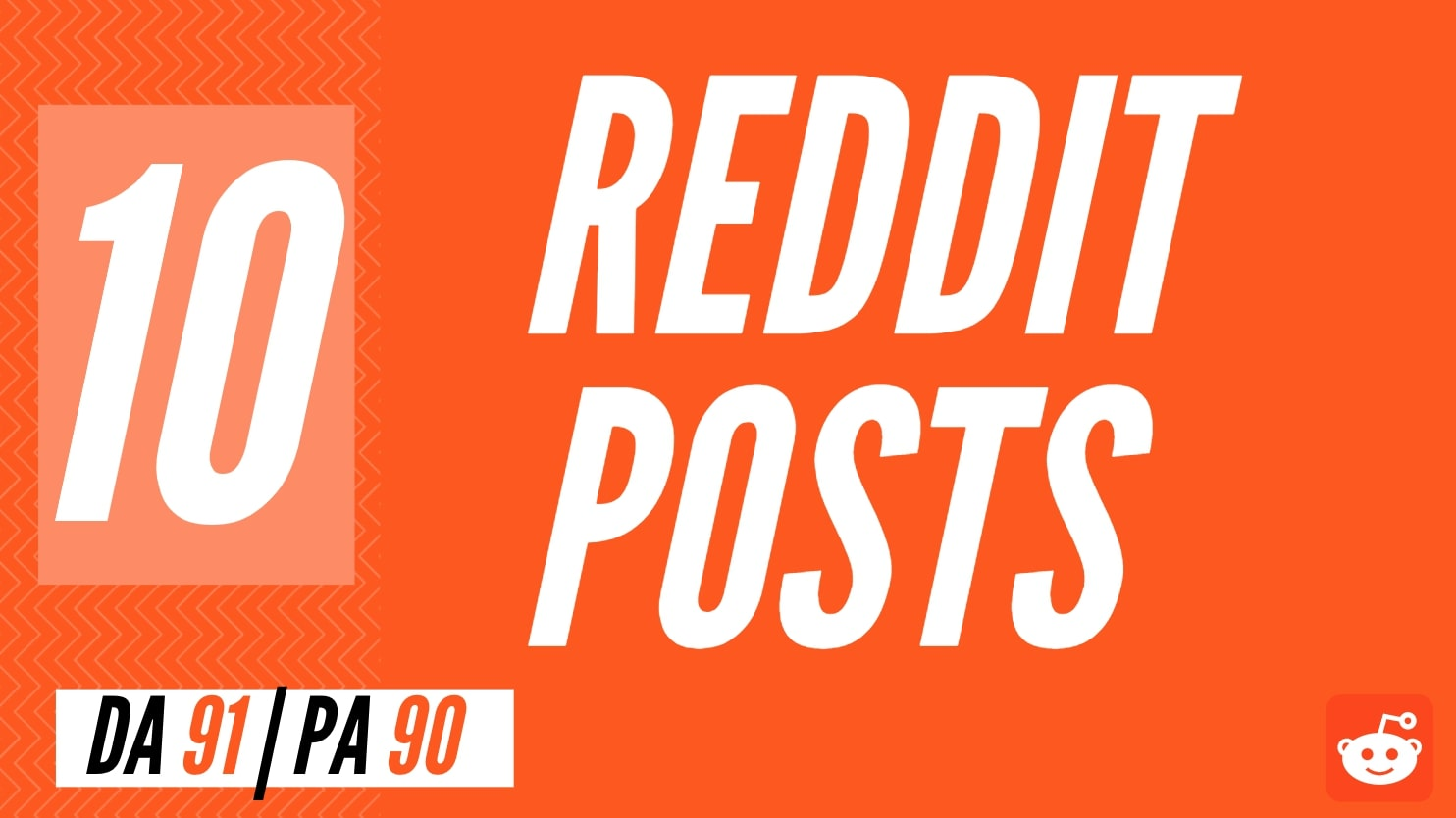 Reddit posts - Boost your website Traffic and Ranking