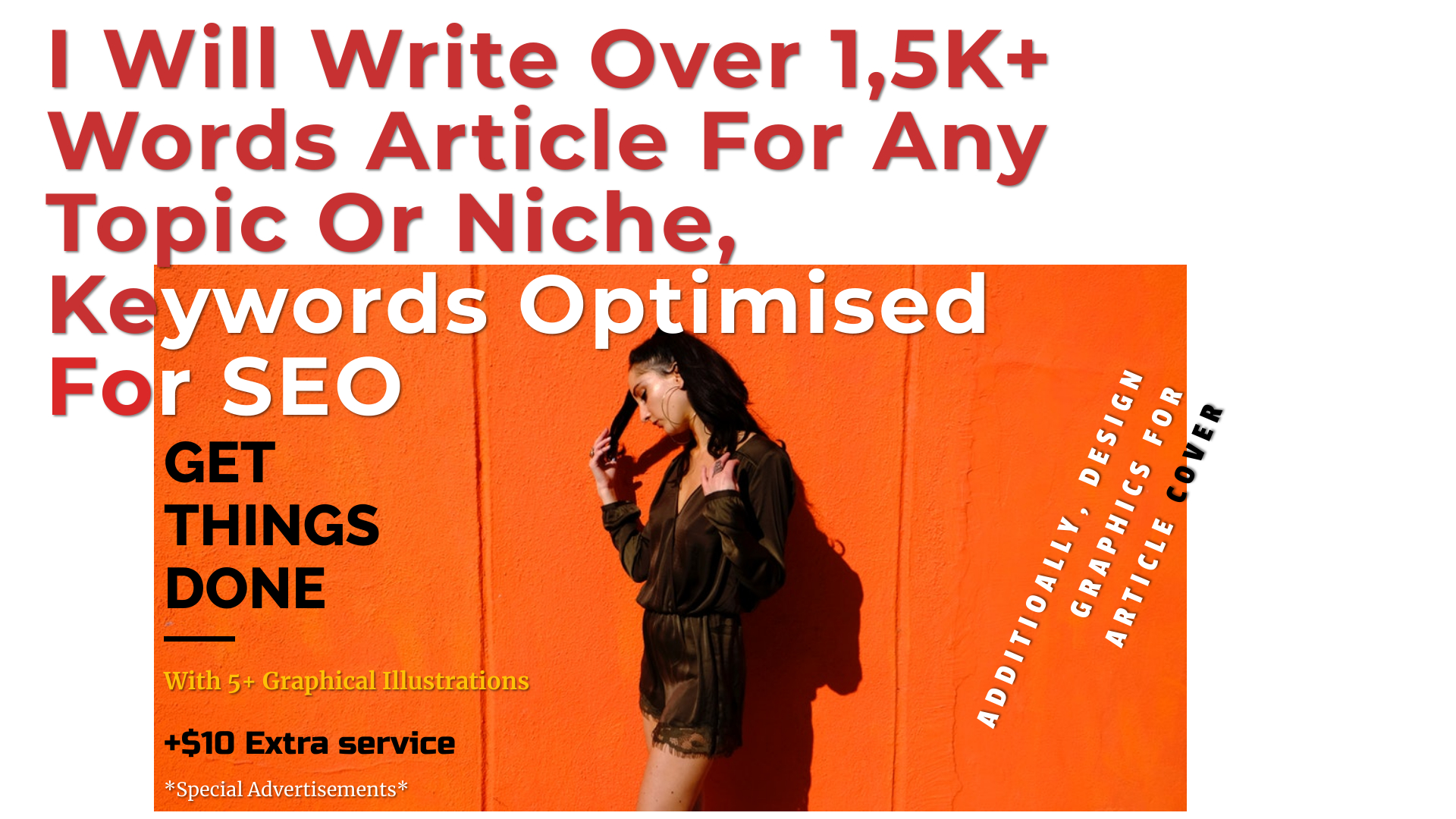 I Will Write Over 1,500+ Words Article For Any Topic Or Niche,  Keywords Optimised For SEO