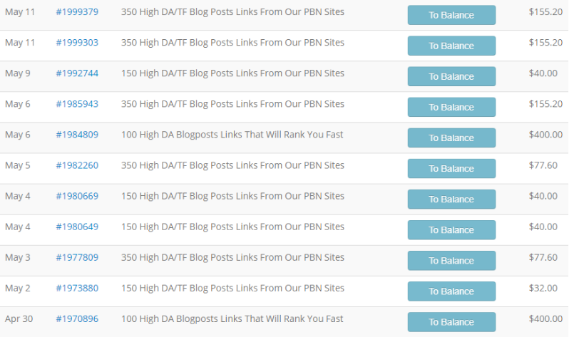Get Higher Ranking on Google With 350 PBN Sites