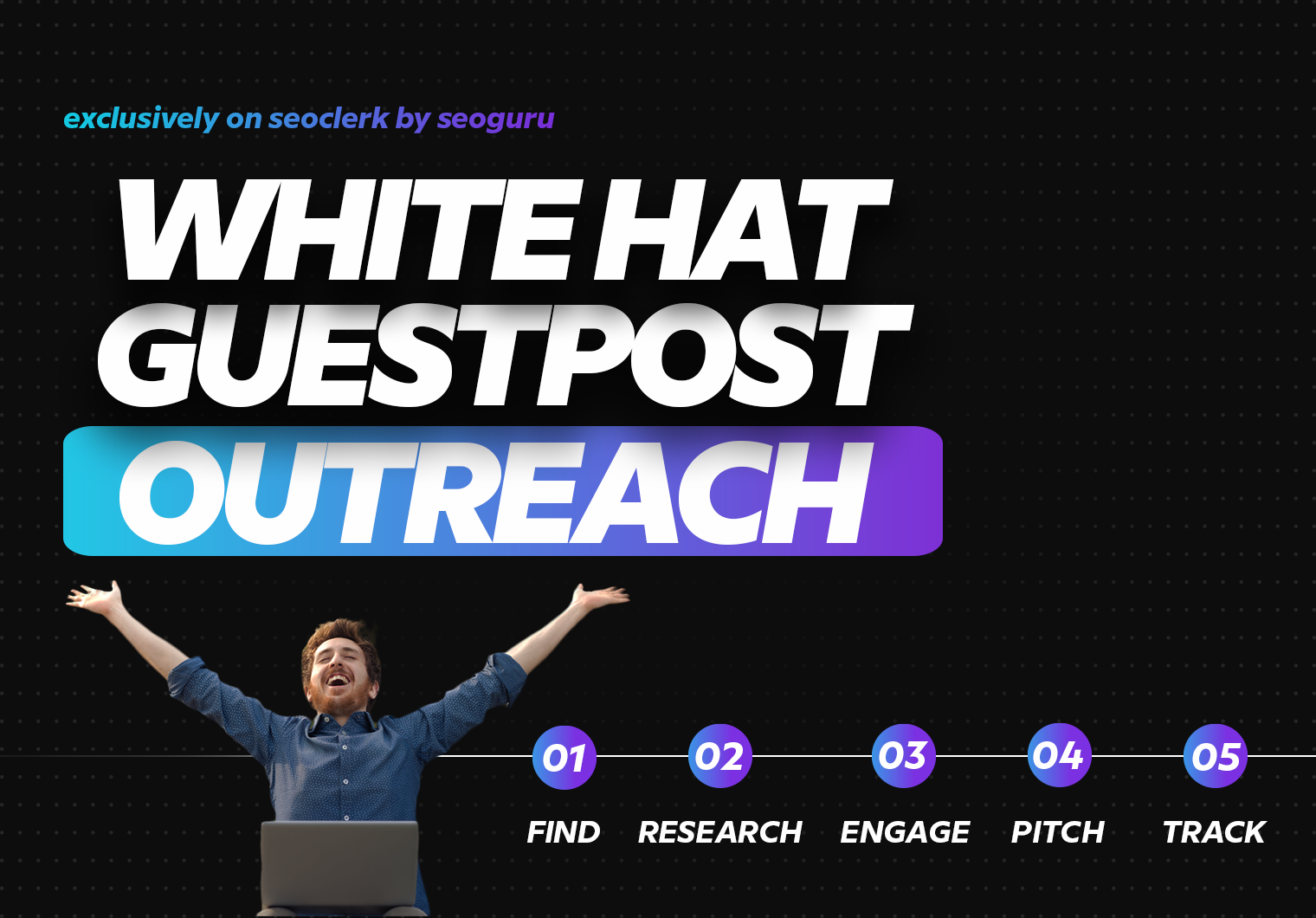 Manual Outreach Service For Niche Guest Post Backlinks