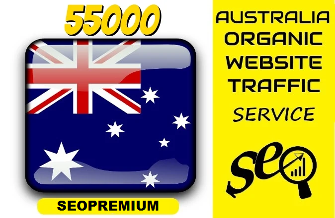 7500 Real AUSTRALIA Verified website Traffic