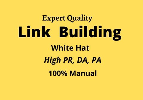 I will do 50 Link building in High DA sites, Backlinks Manually