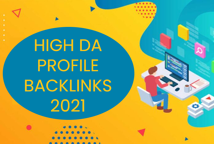 37 Google Dominating Profile Links DA50-DA100