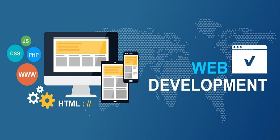 I will build a creative & professional website for your business