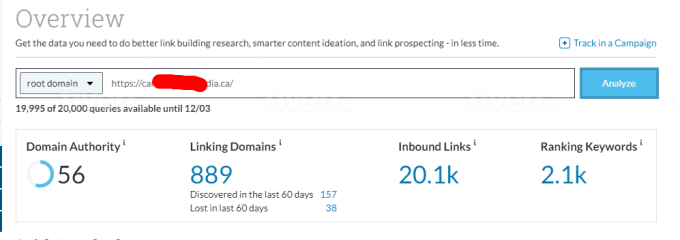 I will increase domain authority of your site DA50+ in 20 Days