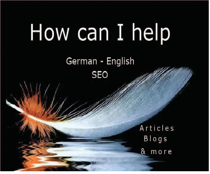 write an engaging german article, your customer wants to read