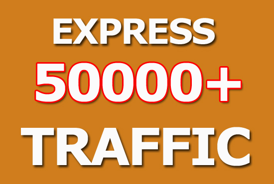 50000 ++ Web Traffic WORLDWIDE from Search Engine and Social Media For 1 Month