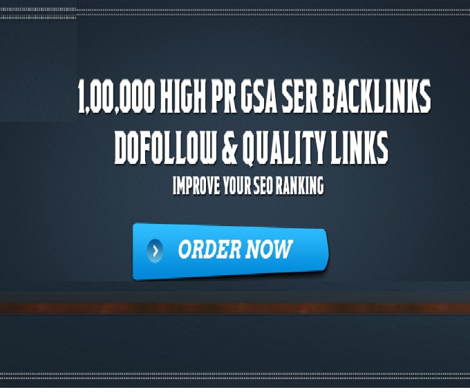 rank high with 100,000 SEO backlinks