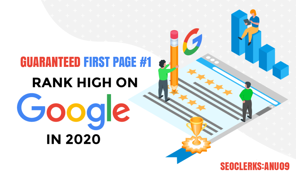 Rank Any Website In Google Page 1 In 30 Days Guaranteed Manual SEO