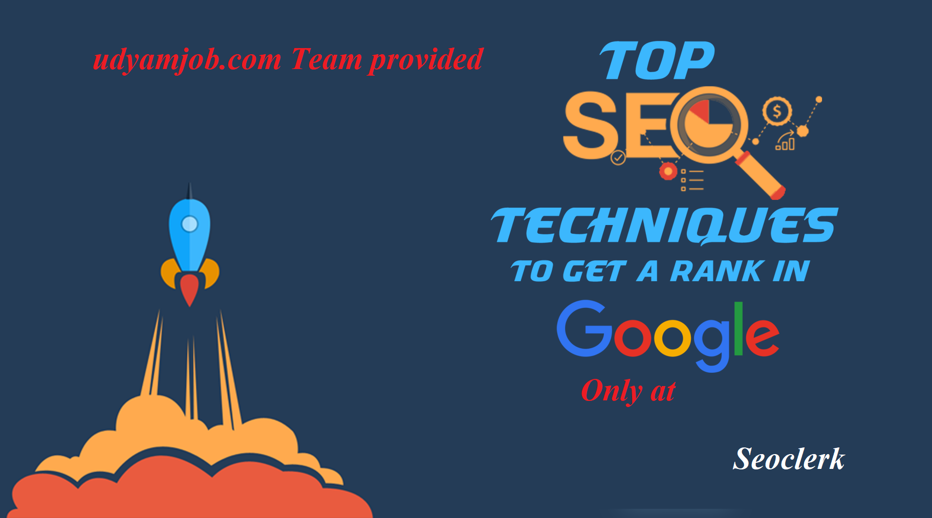 Rank in google with 45 Backlink from Top Sites with High Quality Backlinks