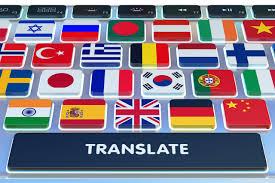 Professional translation texts and articles Arabic - French - English