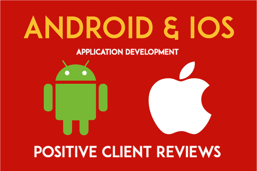 design and develop android and ios mobile application