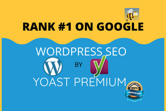 fix yoast seo onpage optimization of wordpress website