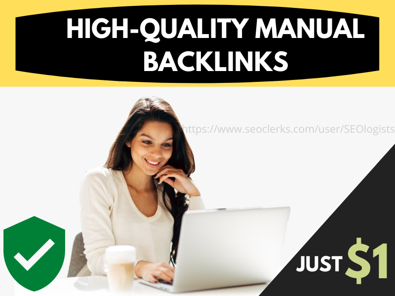 I will manually create 10 White Hat backlinks for your URL